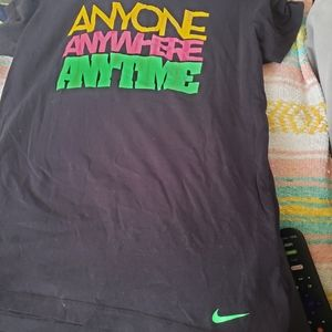 Nike Anyone Anywhere Anytime Tee